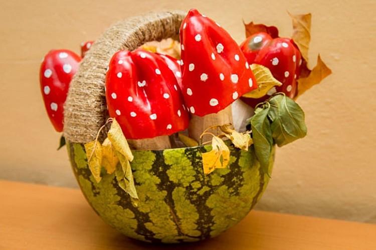 картинки осени поделки из овощей и фруктов учитывает
